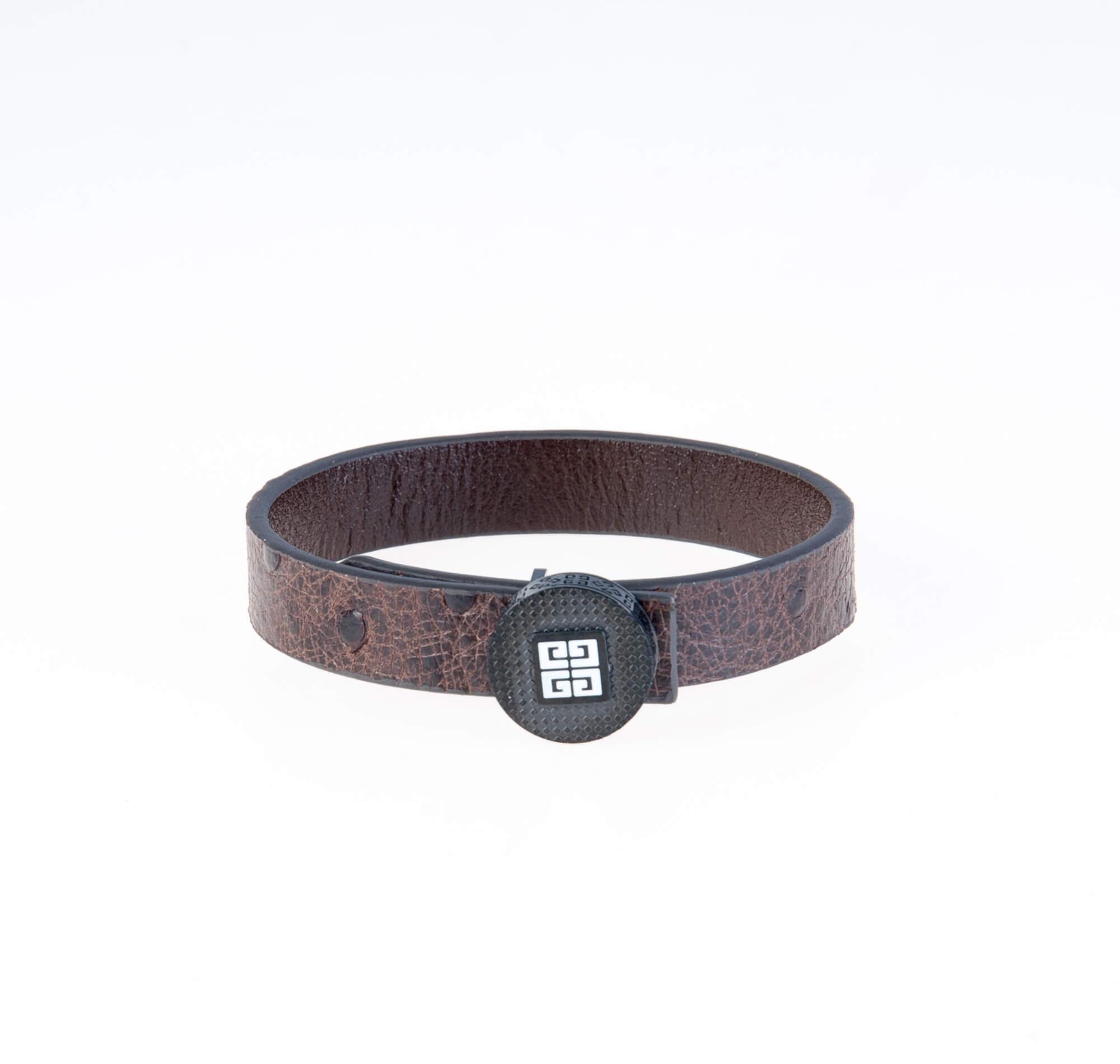 دستبند چرمی مردانه LM1009