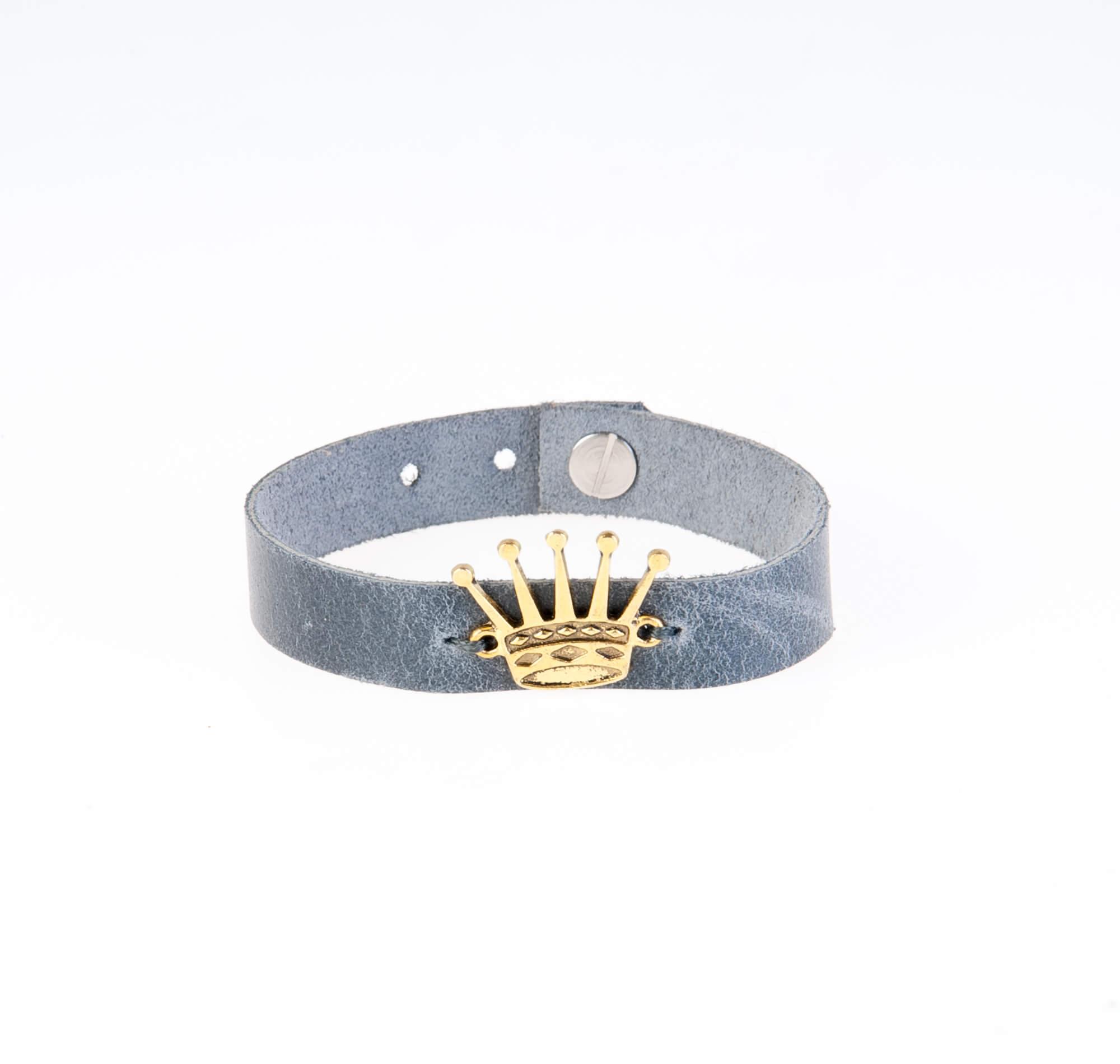 دستبند چرمی مردانه LM1011