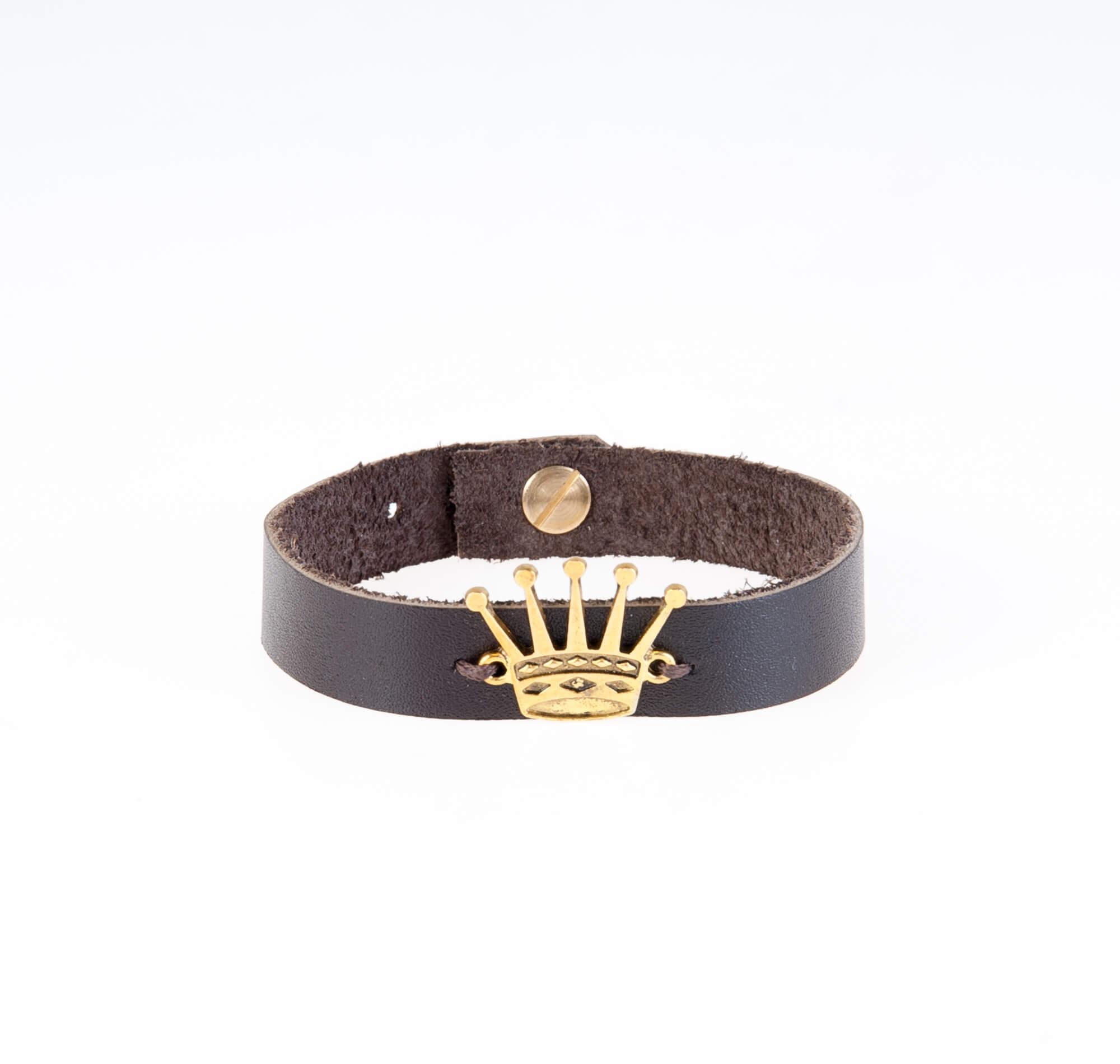 دستبند چرمی مردانه LM1012