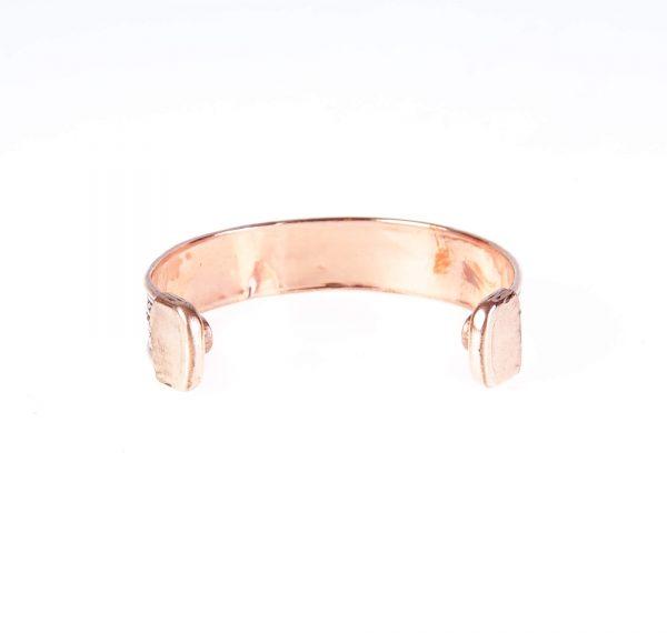 دستبند مسی فلزی CU1002