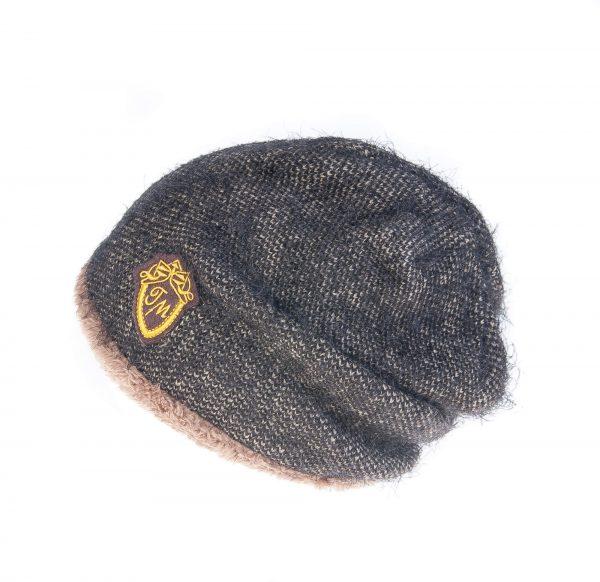 کلاه مردانه بافتنی JAMONT - پشمی HW1008