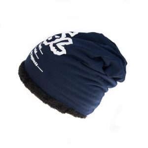 کلاه طرح دار MADAME COCO - پشمی HW1005