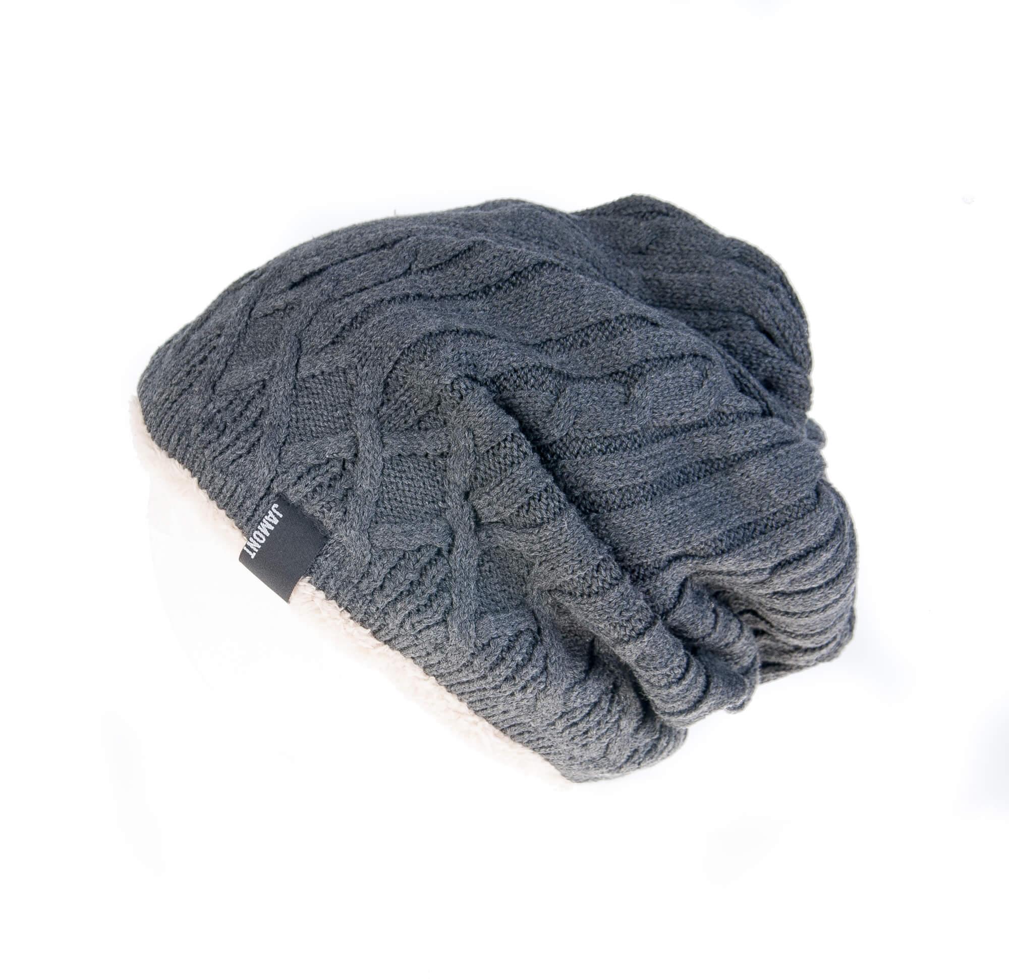 کلاه طرح دار مردانه JAMONT – پشمی HW1001