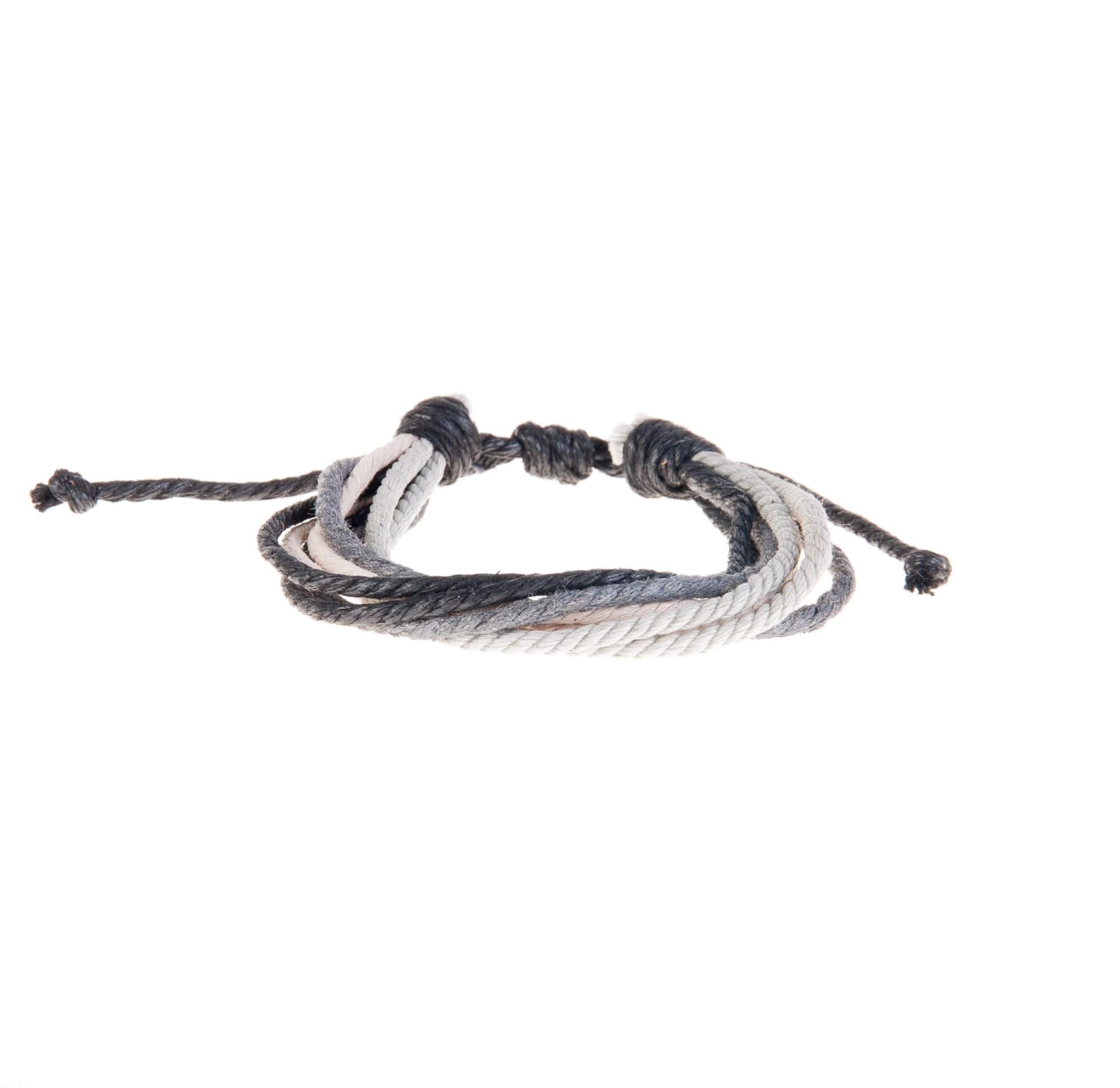 دستبند چرمی مردانه QM1002
