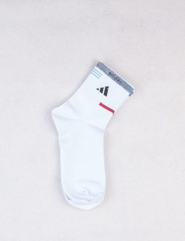 جوراب نخی مردانه آدیداس SBR1011