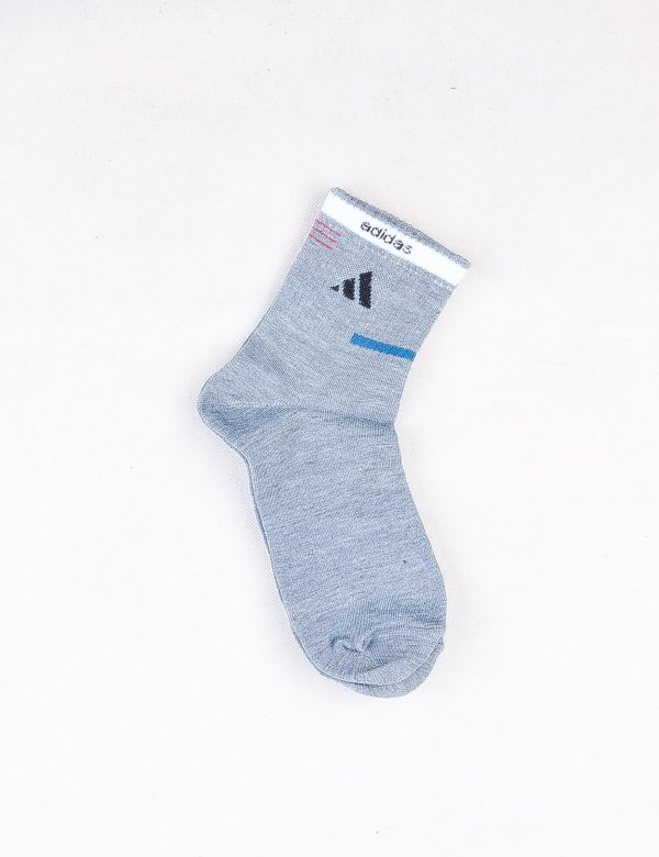 جوراب نخی مردانه آدیداس SBR1007