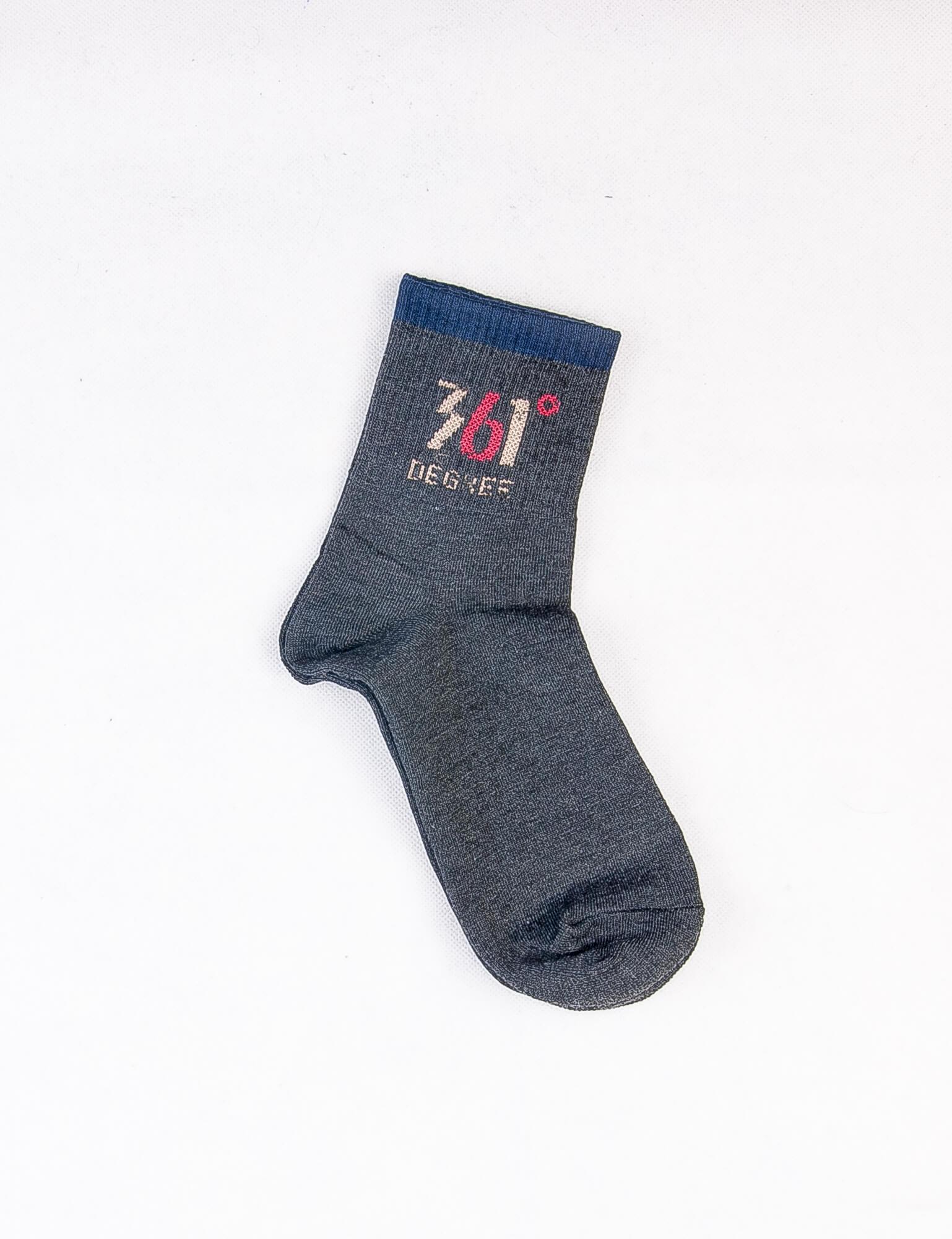 جوراب نخی مردانه برند 361 SBR1001