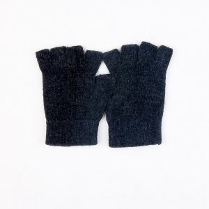 دستکش مردانه نیم انگشتی ساده