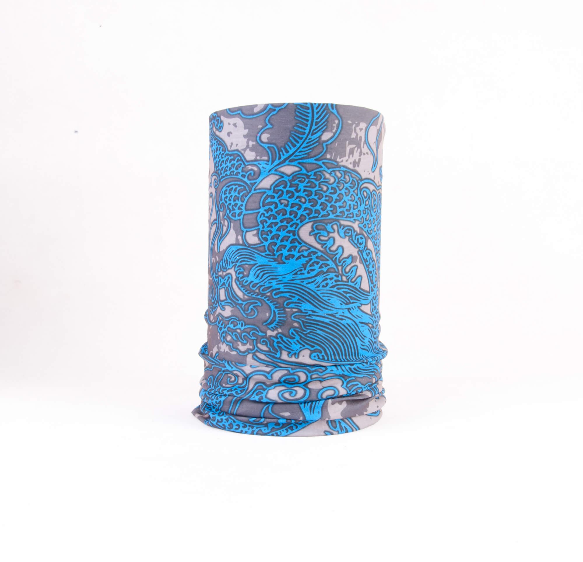اسکارف طرح دار مردانه SH1001
