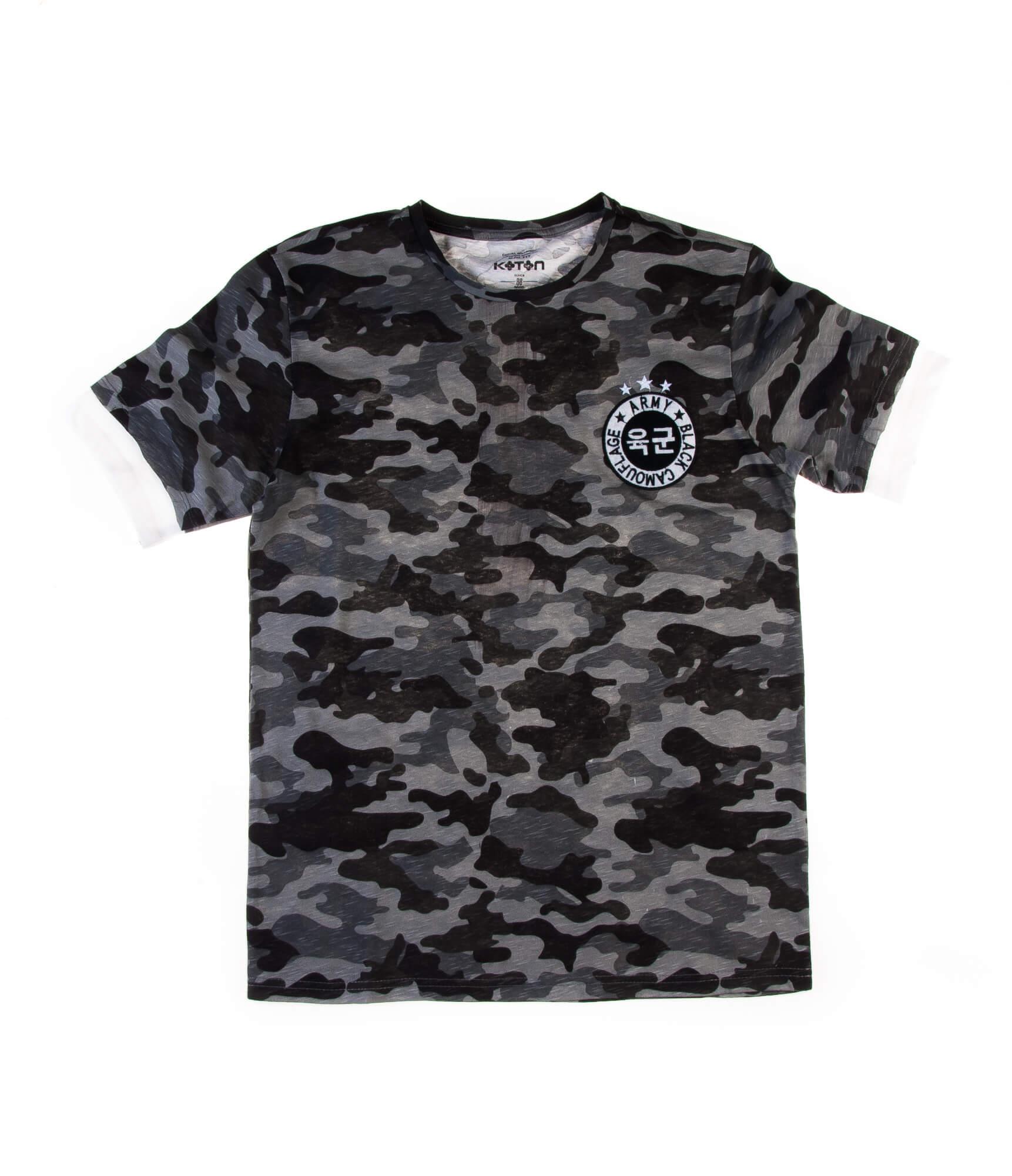 تی شرت مردانه برند کوتون KOTON کد S1001
