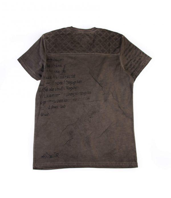 تی شرت مردانه برند HANGOWEAR کد S1010