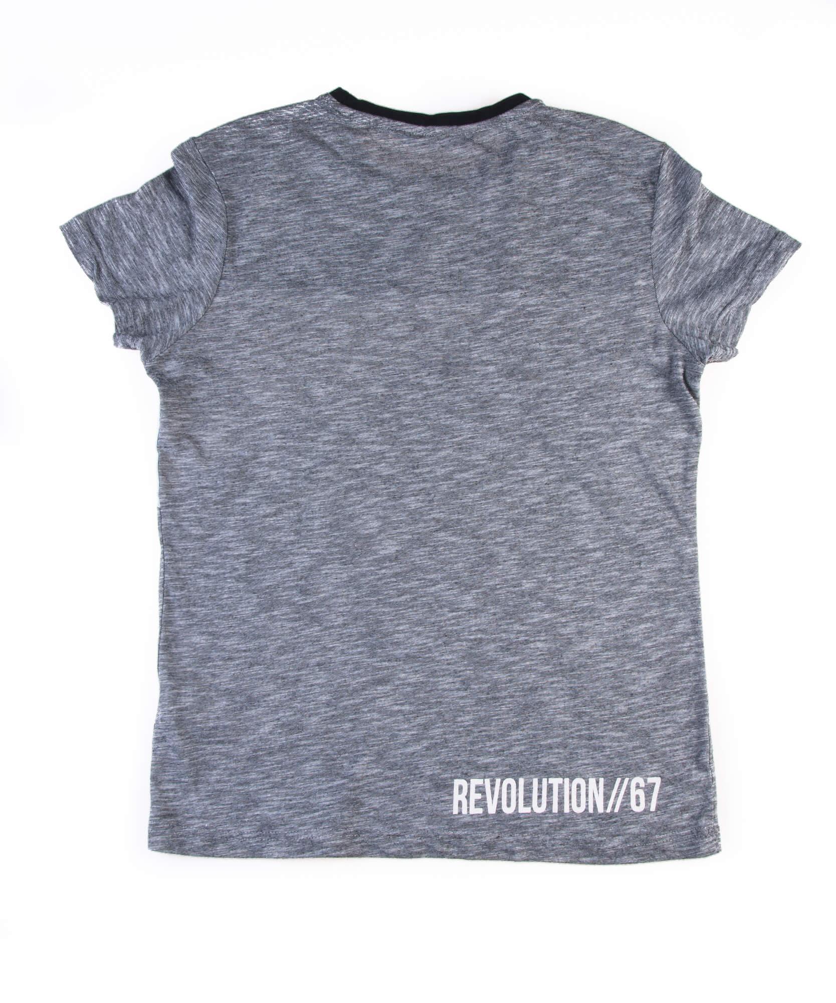 تی شرت مردانه برند S1021- MUCH MORE