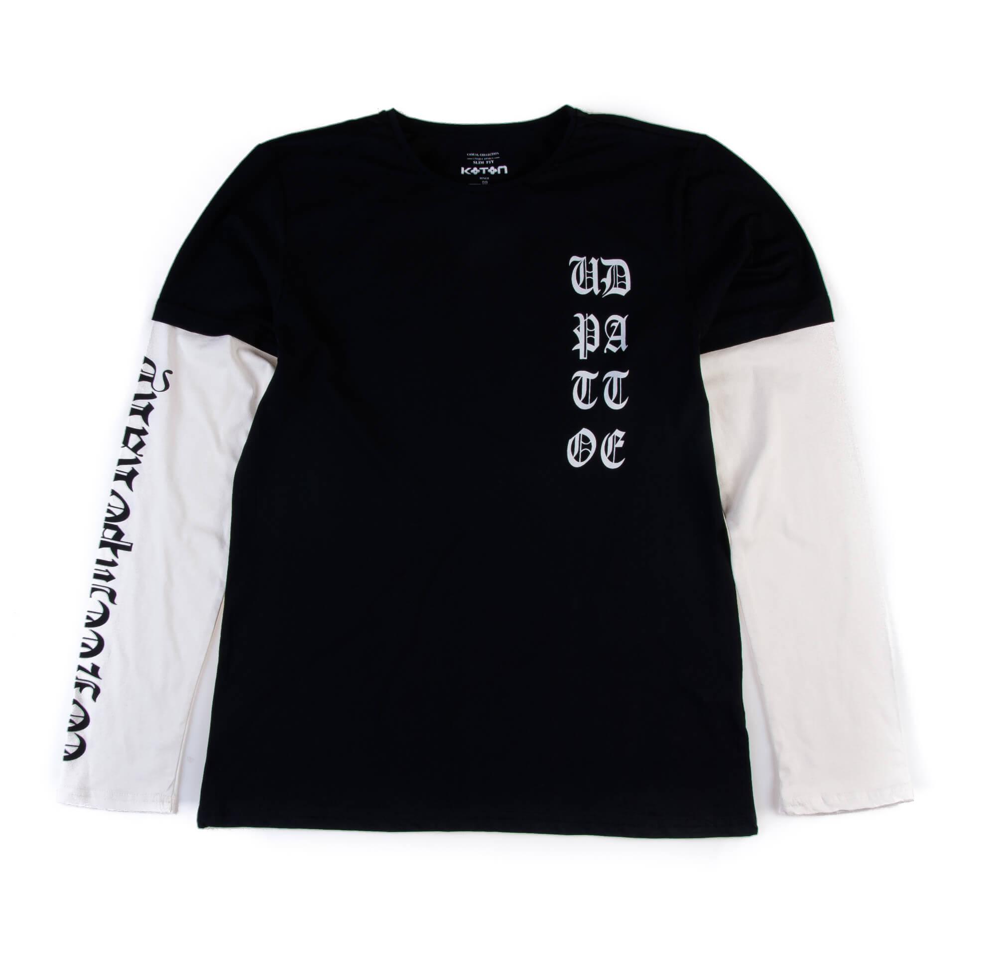 تی شرت مردانه برند کوتون KOTON کد S1015