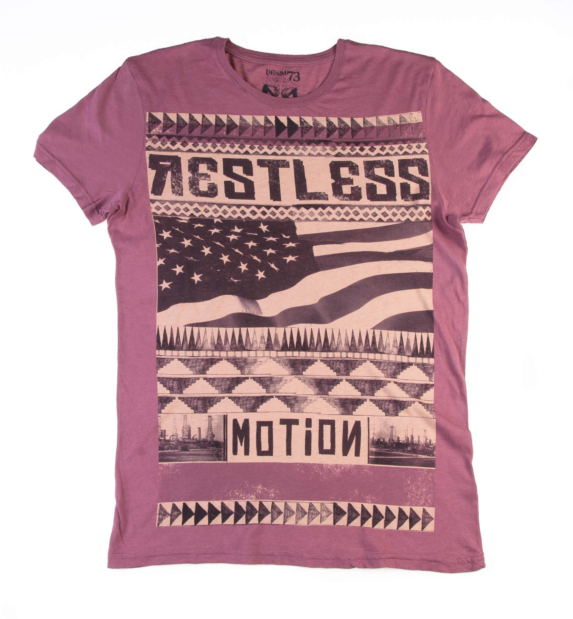 تی شرت مردانه S1029 DENIM