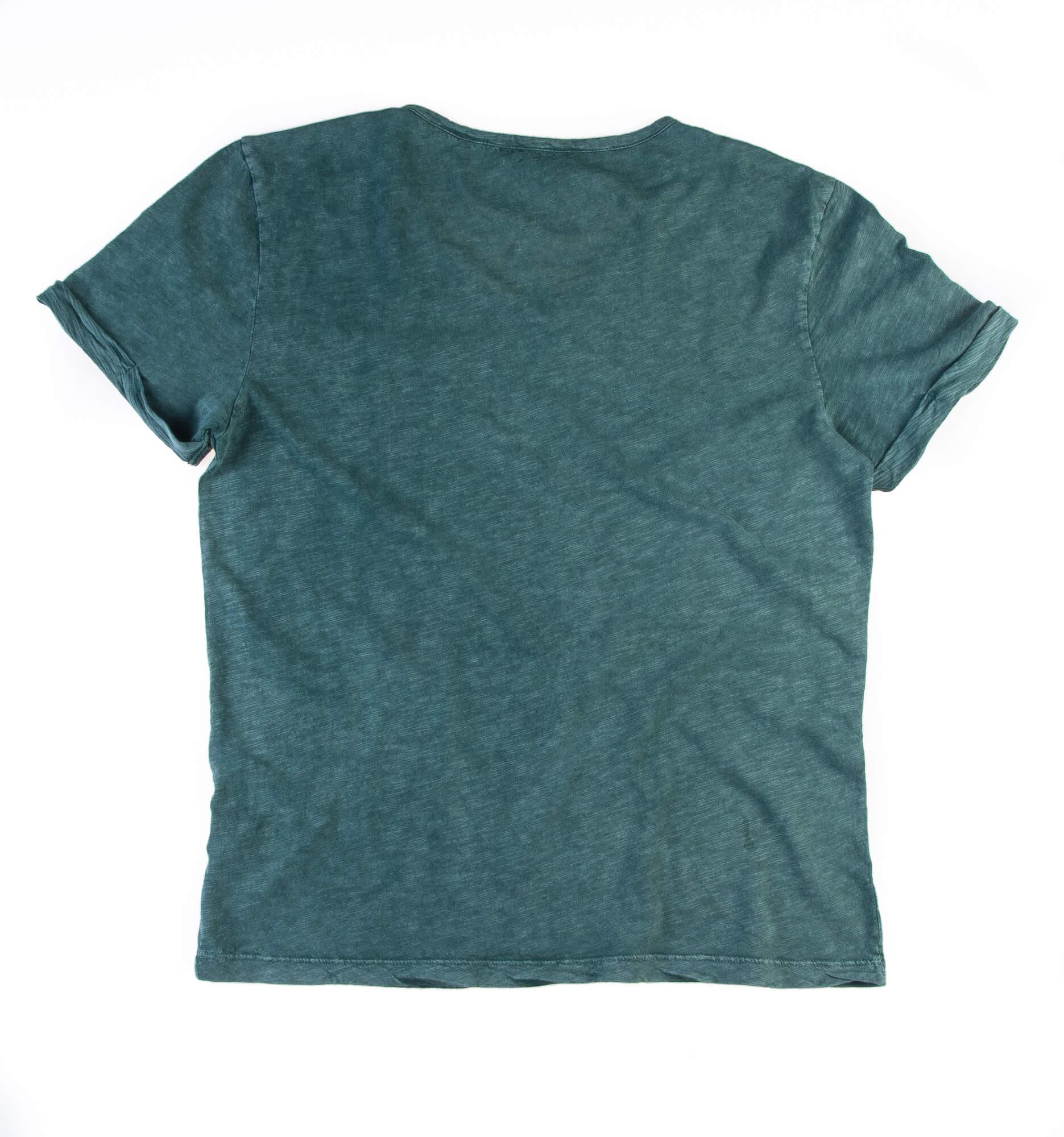 تی شرت مردانه ساده برند S1023 FTS