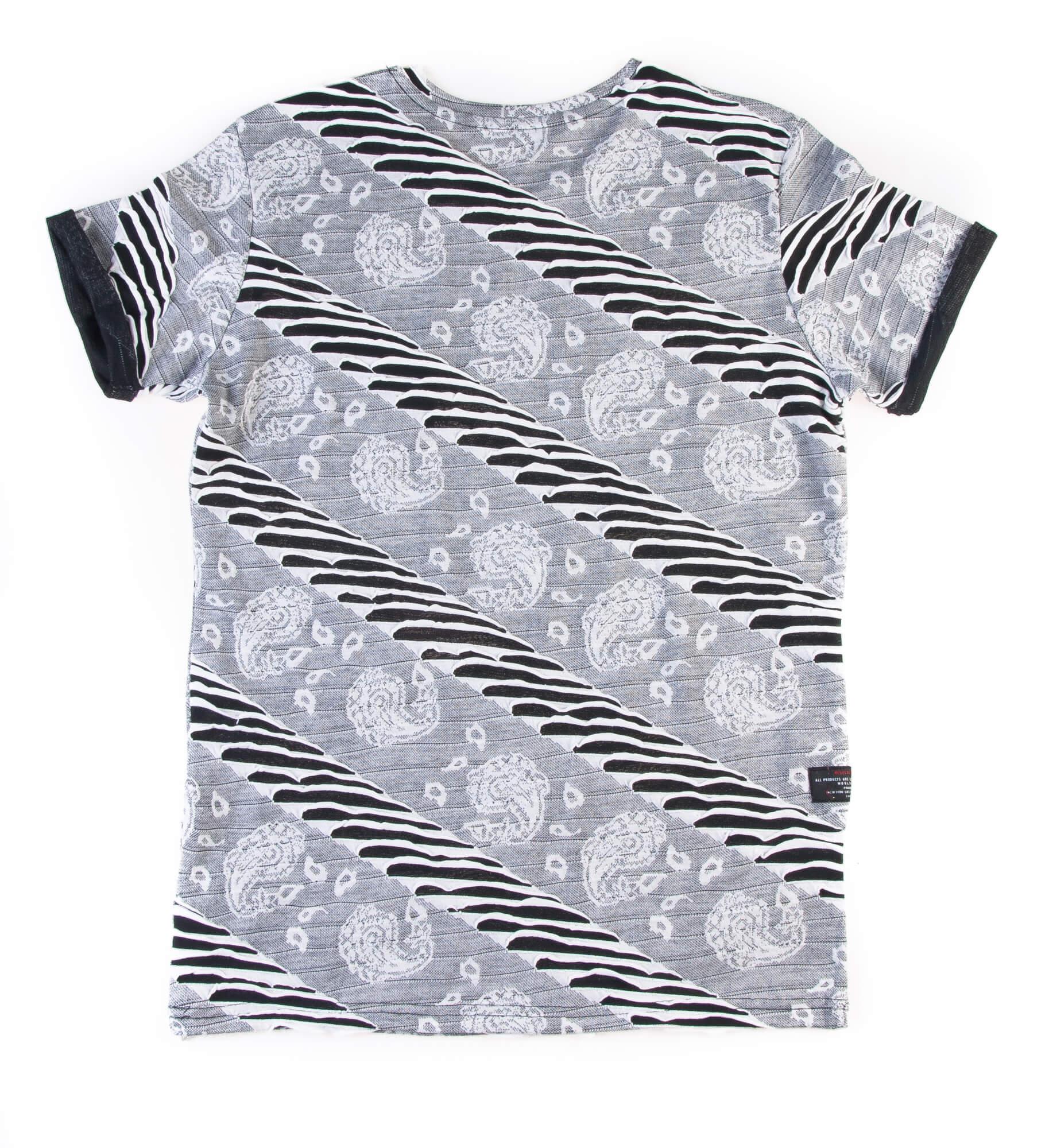 تی شرت مردانه برند ماچ مور S1035 MUCH MORE