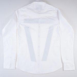 پیراهن مردانه طرح دار اترو P1009