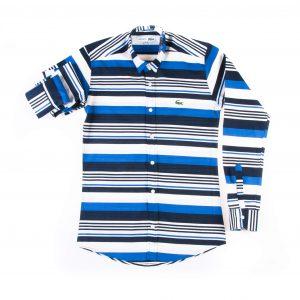 پیراهن مردانه طرح لاکوست P1001