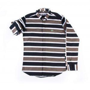 پیراهن مردانه طرح لاکوست P1003