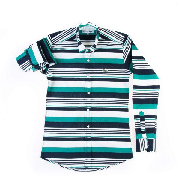 پیراهن مردانه طرح لاکوست P1005