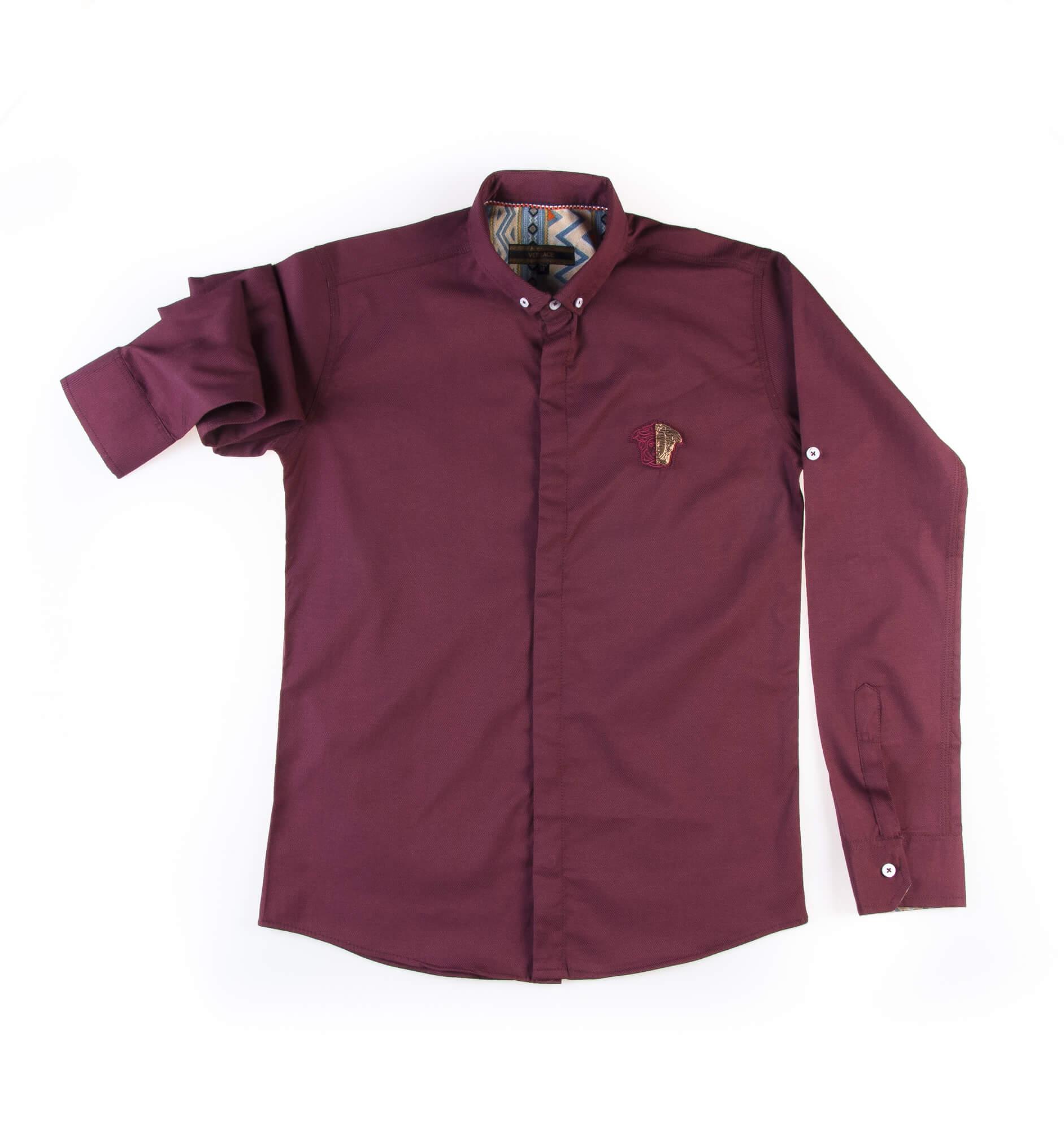 پیراهن مردانه ساده P1016
