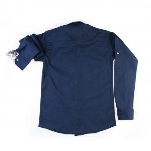 پیراهن ساده مردانه P1010- U.S POLO