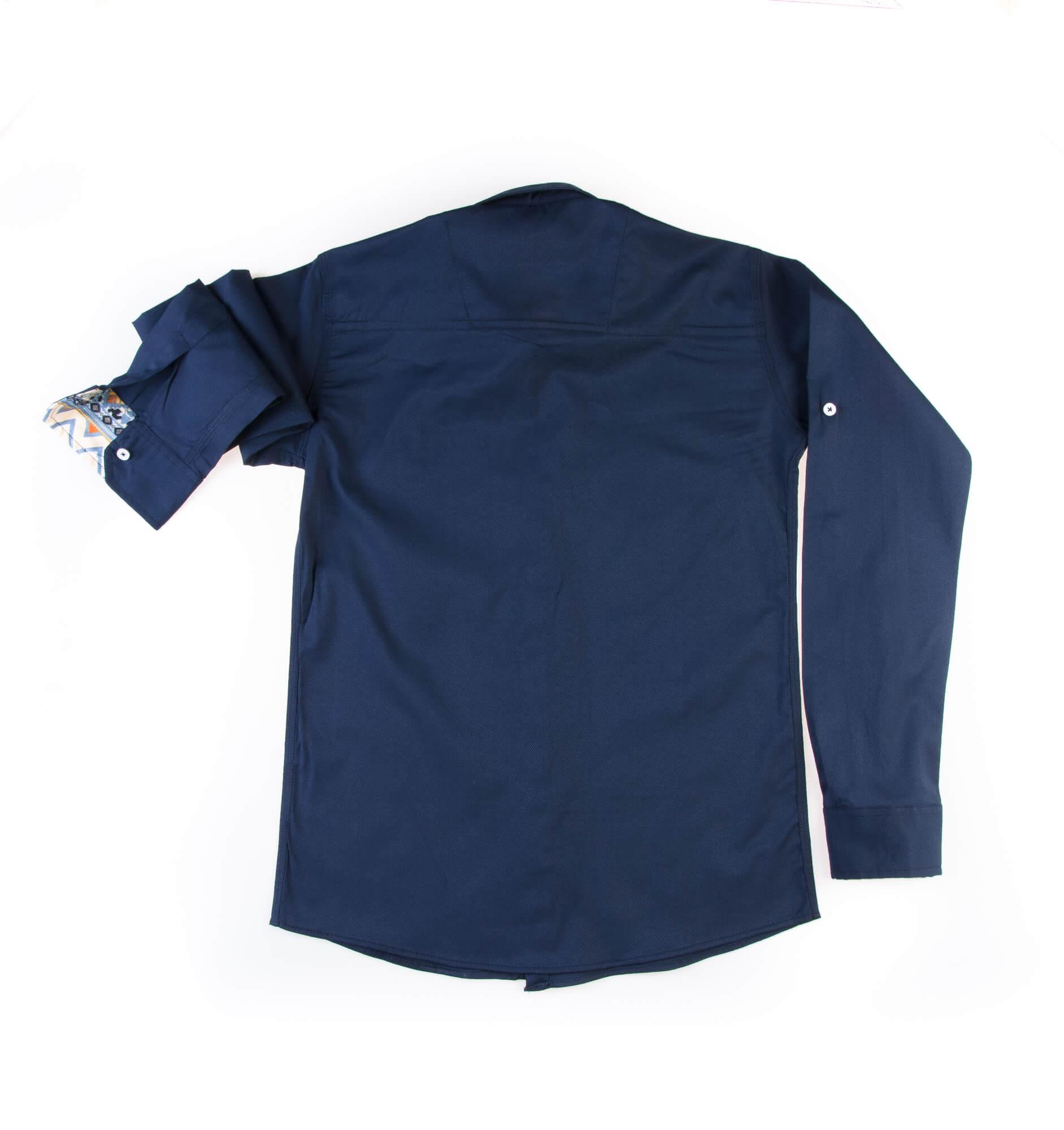پیراهن طرحدار مردانه P1020
