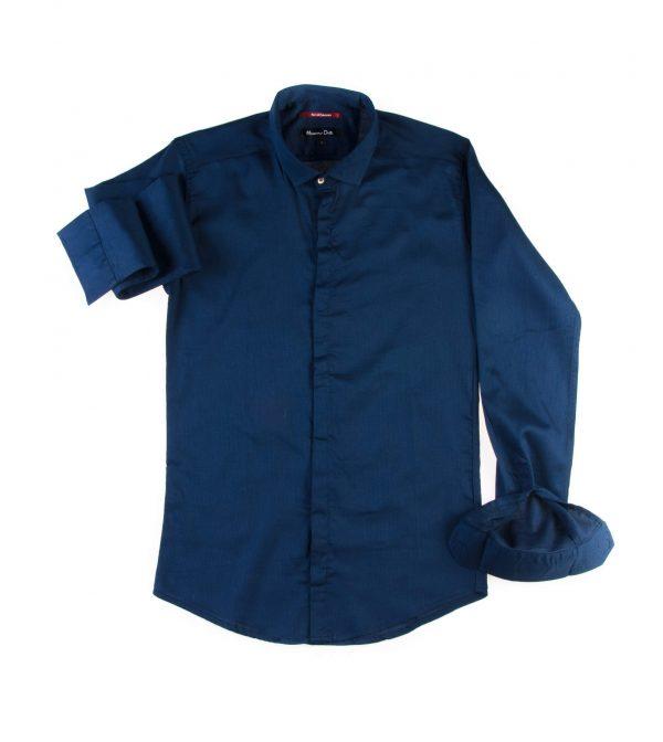 پیراهن ساده مردانه P1012- MASSIMO DUTTI