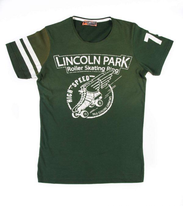تی شرت مردانه طرح دار PHAZZ BRAND کد TS1077