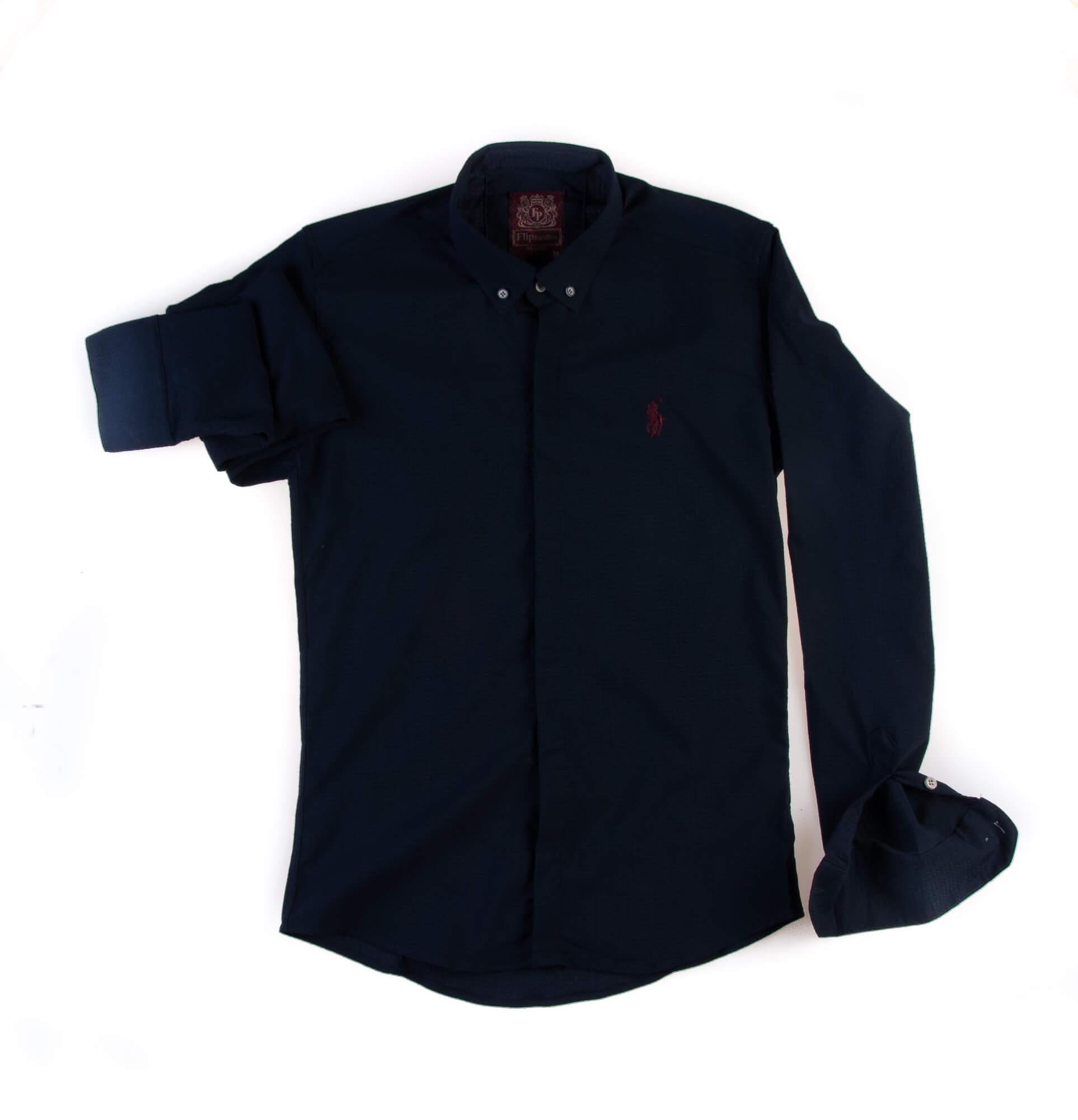 پیراهن ساده مردانه P1022