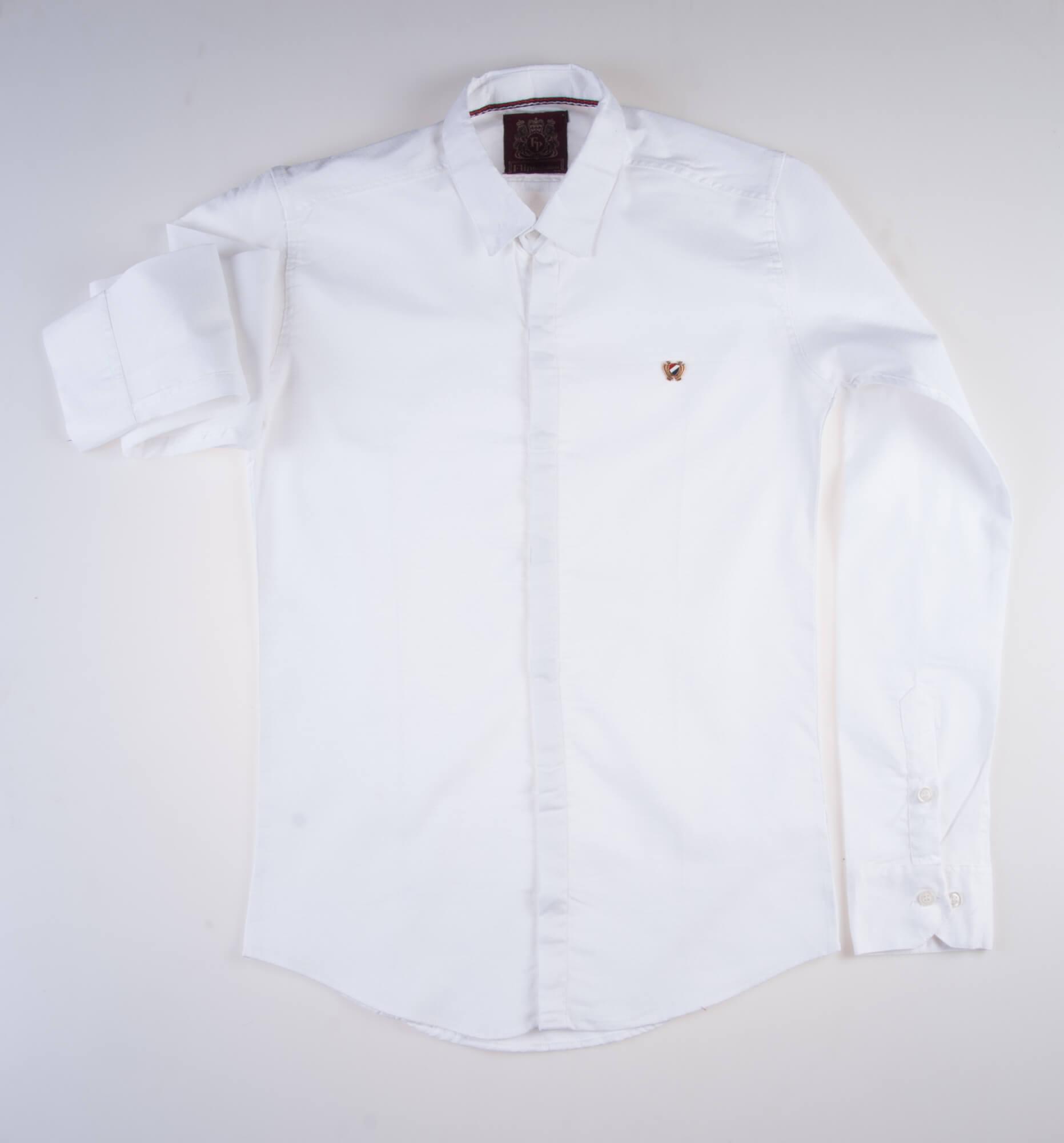 پیراهن مردانه ساده P1011