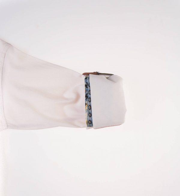 پیراهن طرحدار مردانه P1017