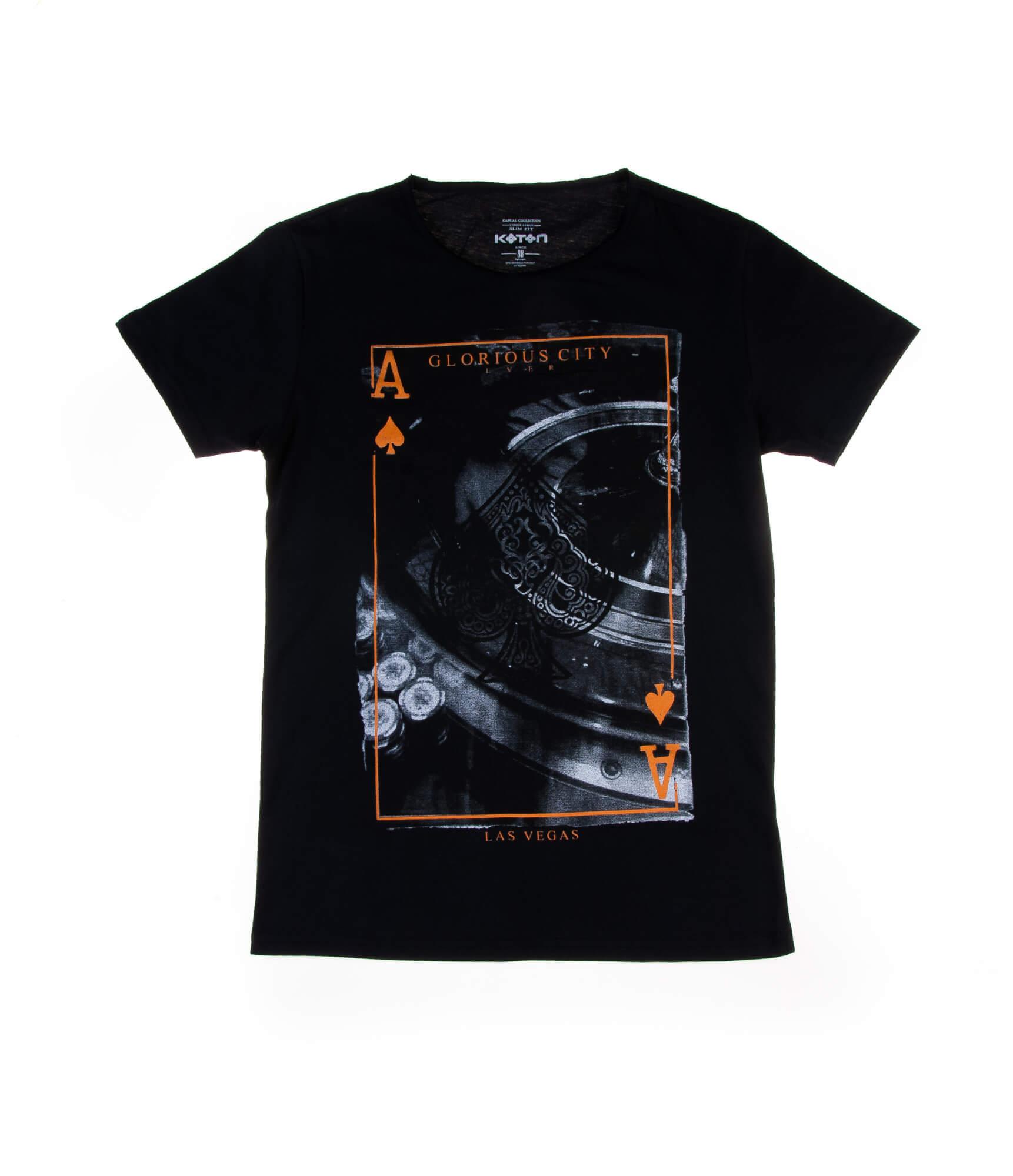 تی شرت مردانه برند کوتون S1033 KOTON