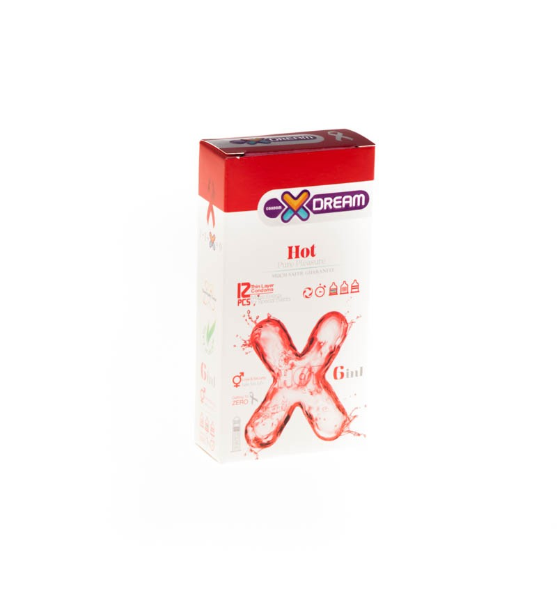 کاندوم ایکس دریم داغ HOT کد 1522