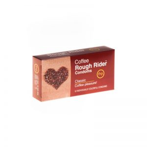 کاندوم راف رایدر مدل co1053 Coffee
