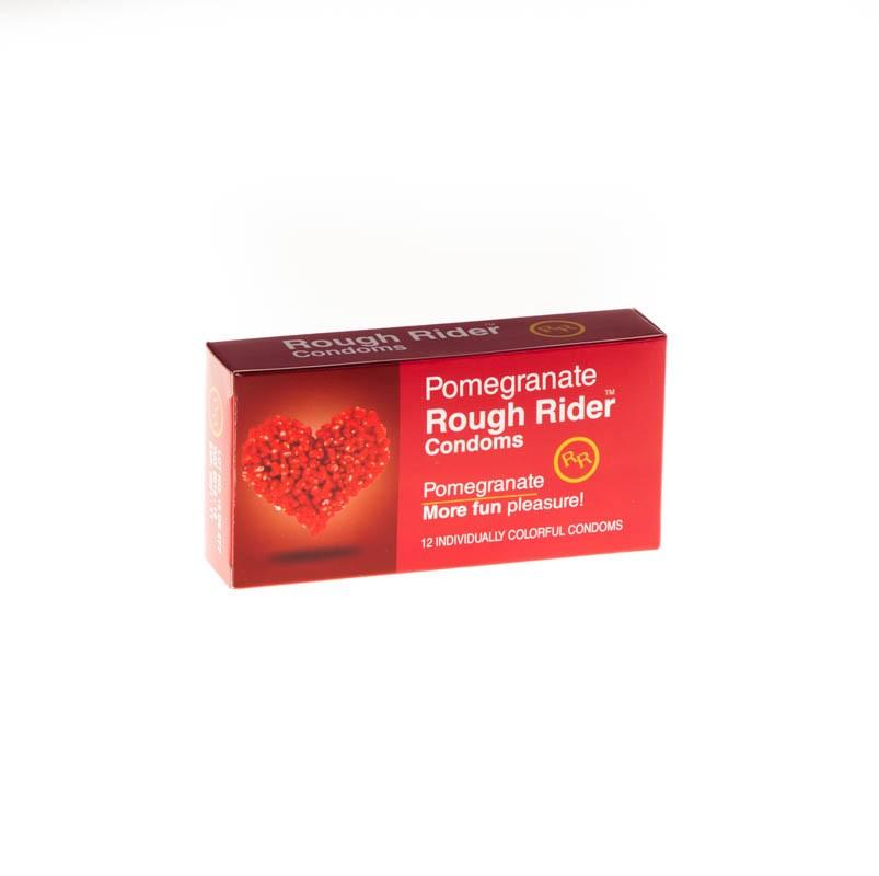 کاندوم راف رایدر مدل co1054 Pomegranate