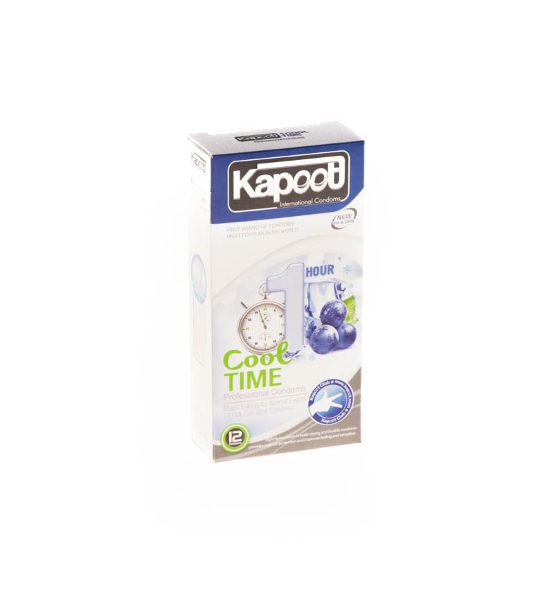 کاندوم کاپوت مدل co1516 Cool Time