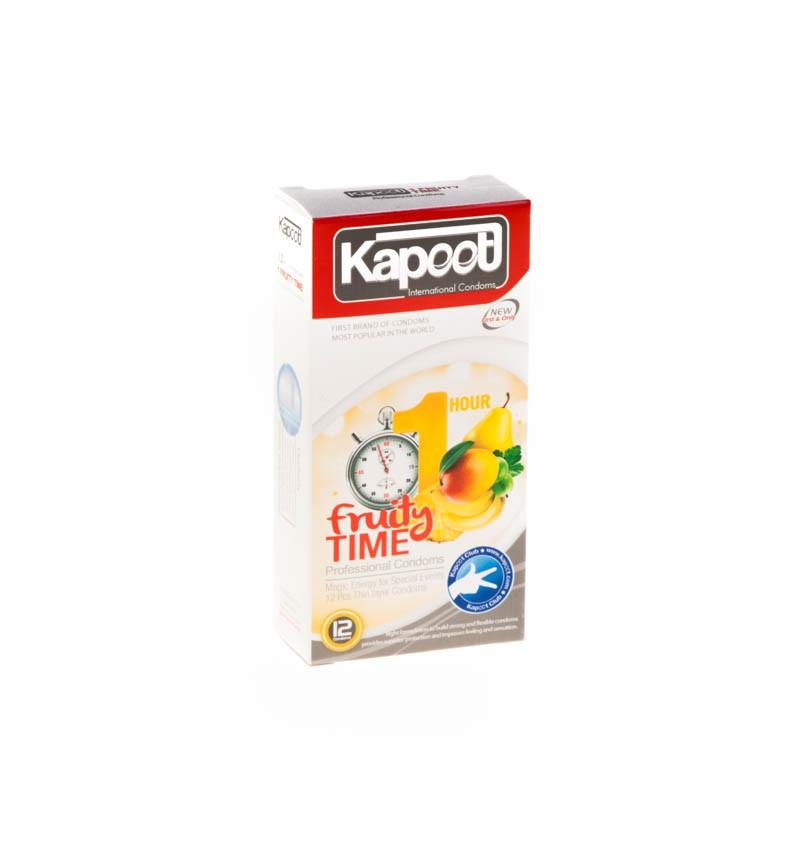 کاندوم کاپوت مدل co1519 Fruity Time