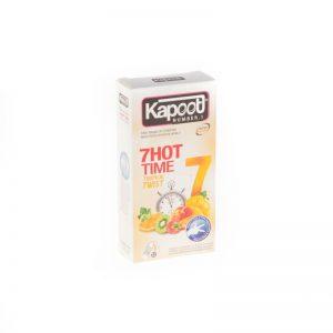 کاندوم کاپوت مدل co1517 7Hot Time