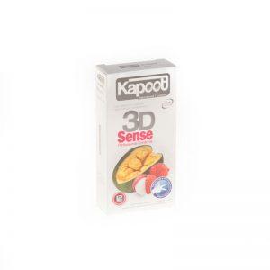 کاندوم کاپوت مدل co1514 3D Sense