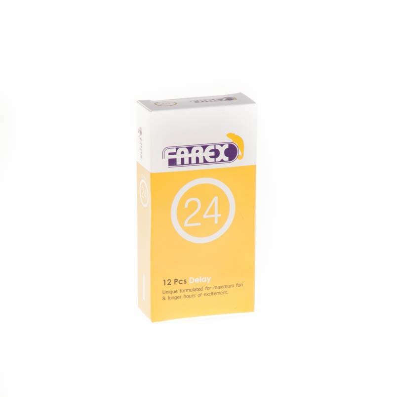 کاندوم فارکس مدل Delay 24 کد co1023
