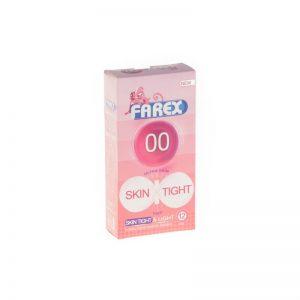 کاندوم فارکس مدل تنگ کننده Skin Tight 00 کد co1007