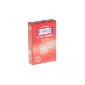 کاندوم لمورکس مدل Classic کد CO36