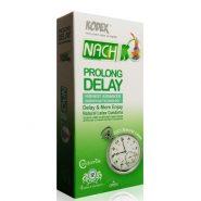 کاندوم کدکس با تاخیر طولانی-PROLONG DELAY-کد ۱۵۵۱