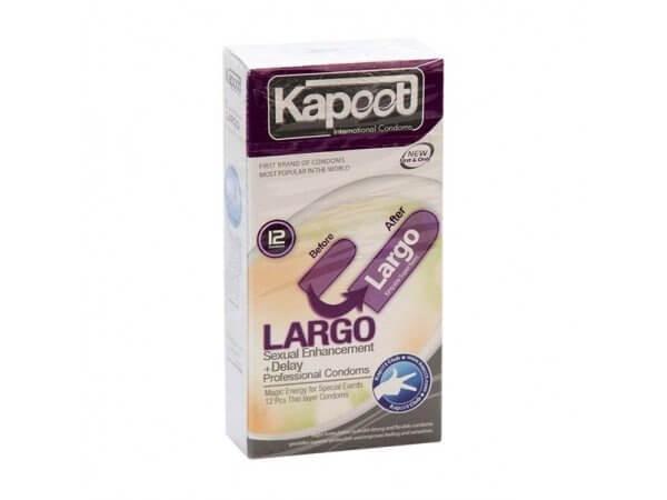 کاندوم کاپوت مدل co1501 Largo
