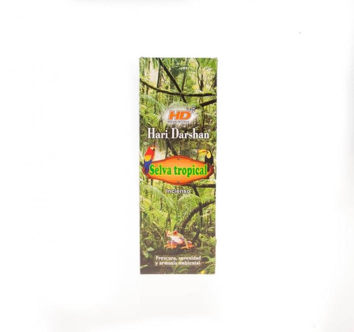 عود خوشبو کننده هوا اچ دی selva tropical پک 6 بسته ای