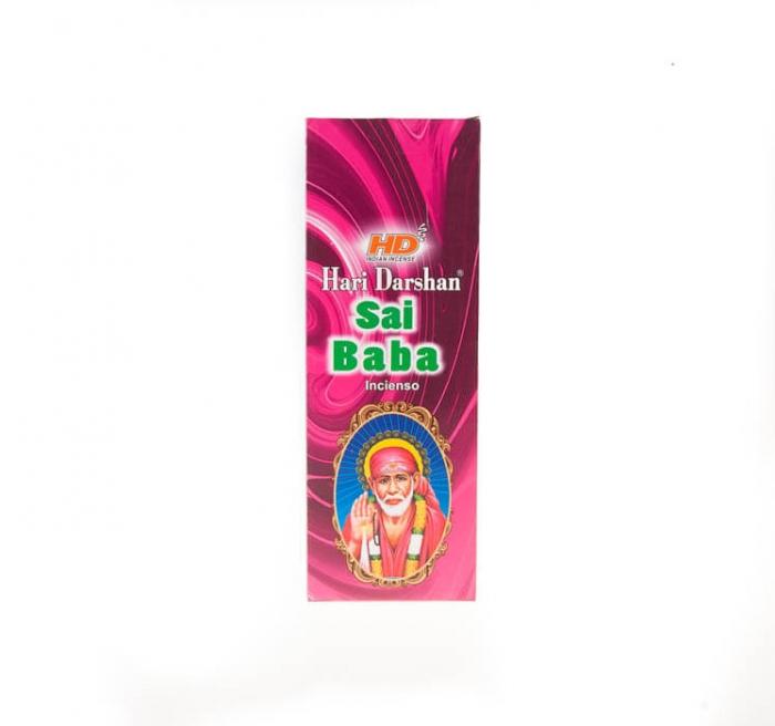 عود خوشبو کننده هوا اچ دی Sai Baba پک 6 بسته ای