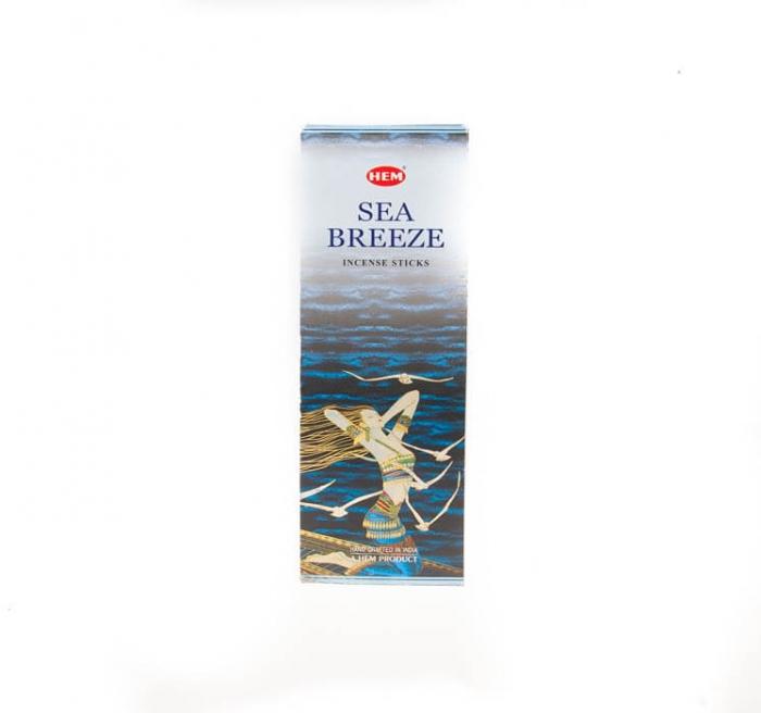 عود خوشبو کننده هوا هم SEA BREEZE پک 6 بسته ای