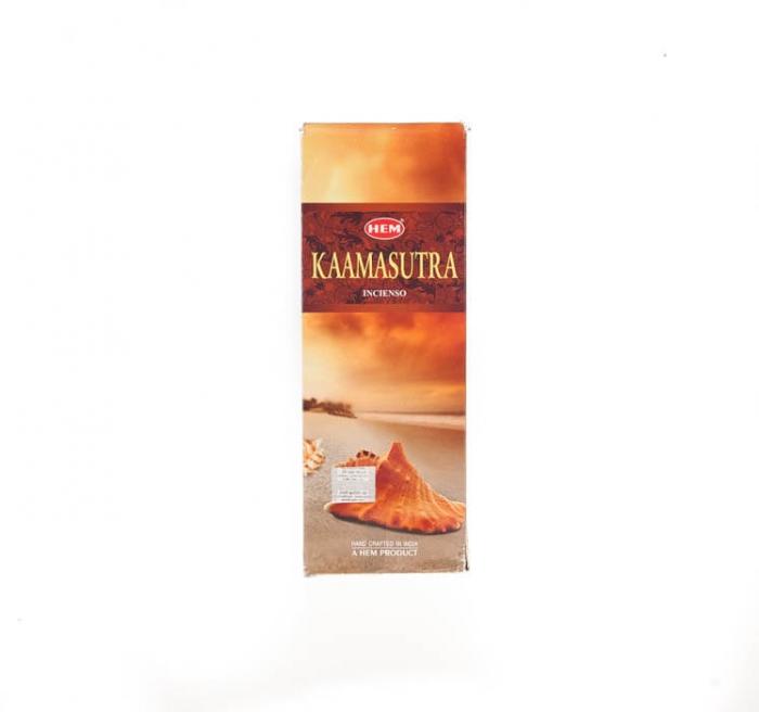 عود خوشبو کننده هوا هم KAAMASUTRA پک 6 بسته ای