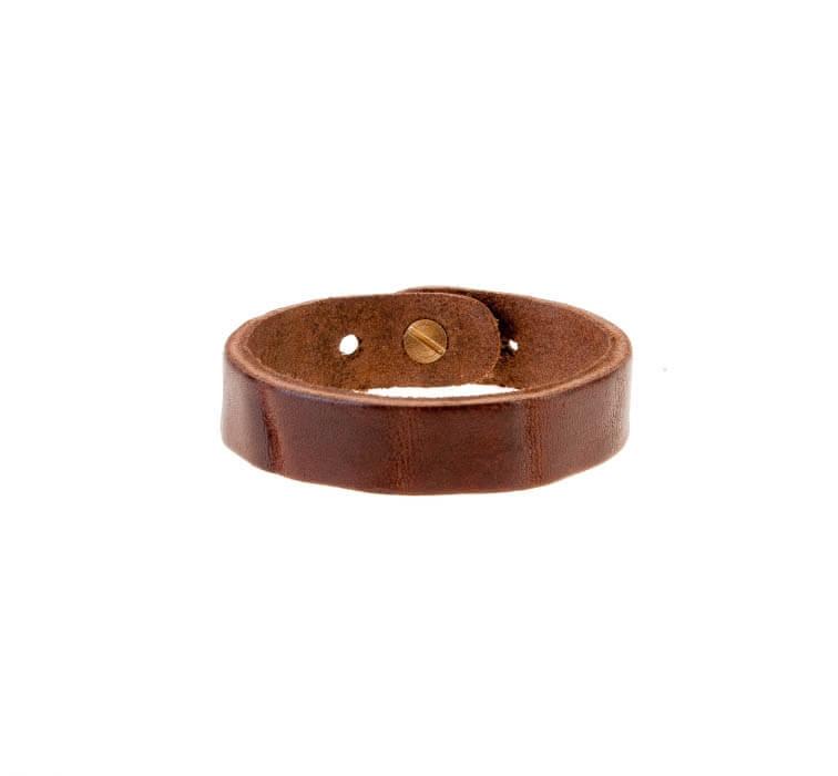 دستبند چرمی مردانه LM1023